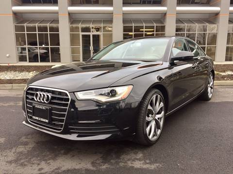 2013 Audi A6 for sale in Woodinville, WA