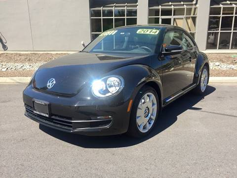 2014 Volkswagen Beetle for sale in Woodinville, WA