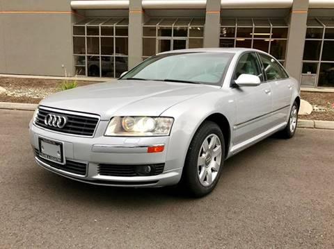 2004 Audi A8 L for sale in Woodinville, WA