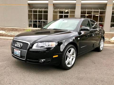 2007 Audi A4 for sale in Woodinville, WA