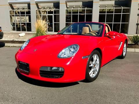 2007 Porsche Boxster for sale in Woodinville, WA