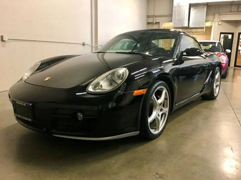 2006 Porsche Cayman for sale in Woodinville, WA