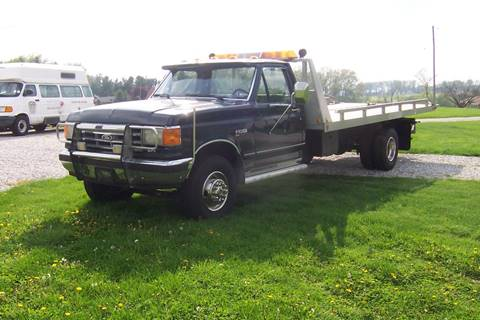 1988 Ford F-350/F-450 Super Duty
