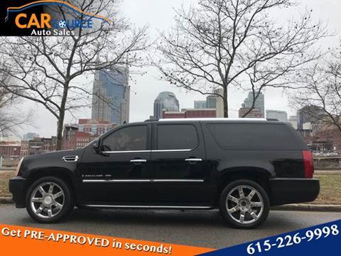2007 Cadillac Escalade ESV for sale in Nashville, TN