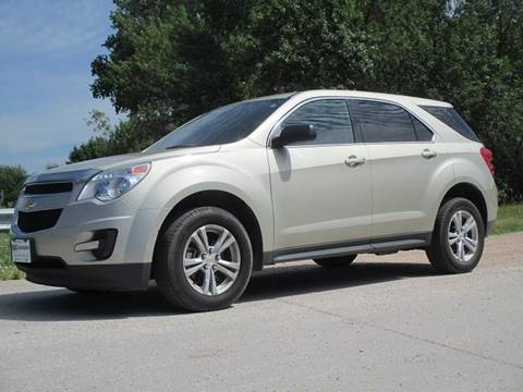2015 Chevrolet Equinox for sale in Aurora, NE