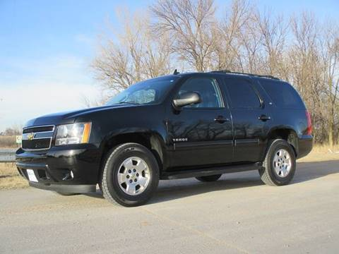 2012 Chevrolet Tahoe for sale in Aurora, NE