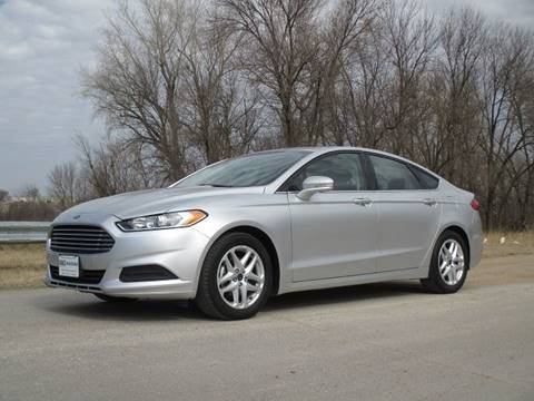 2016 Ford Fusion for sale in Aurora, NE