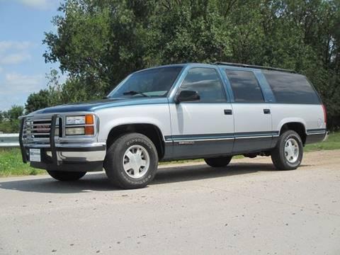 1995 GMC Suburban for sale in Aurora, NE