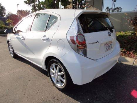 2013 Toyota Prius c Three 4dr Hatchback - Escondido CA