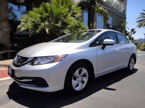 2015 Honda Civic for sale in Escondido, CA