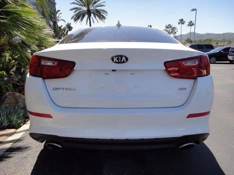 2015 Kia Optima LX 4dr Sedan - Escondido CA