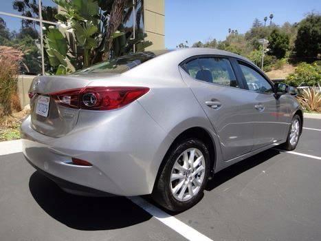 2016 Mazda MAZDA3 i Sport 4dr Sedan 6A - Escondido CA