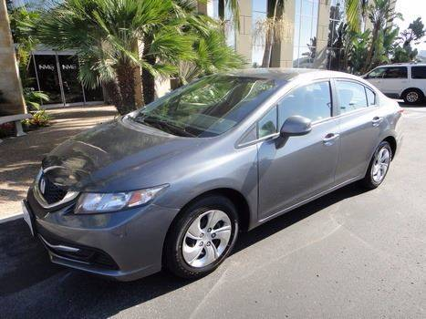 2013 Honda Civic for sale in Escondido, CA