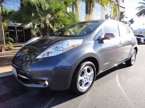 2013 Nissan LEAF for sale in Escondido, CA