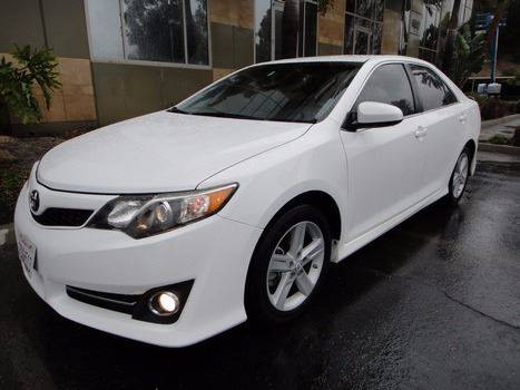 2014 Toyota Camry for sale in Escondido, CA