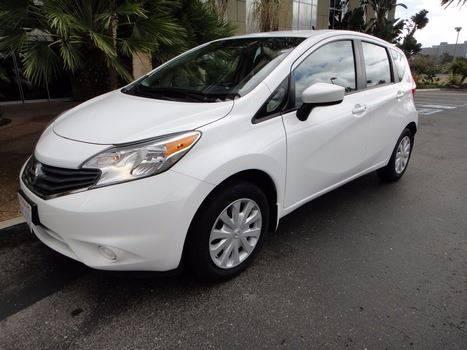 2015 Nissan Versa Note for sale in Escondido, CA