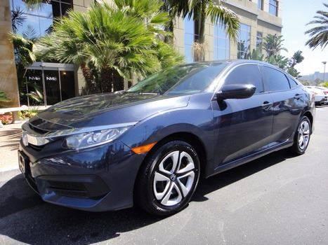 2016 Honda Civic for sale in Escondido, CA