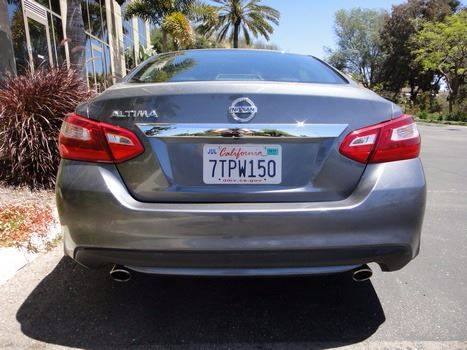 2016 Nissan Altima 2.5 S 4dr Sedan - Escondido CA