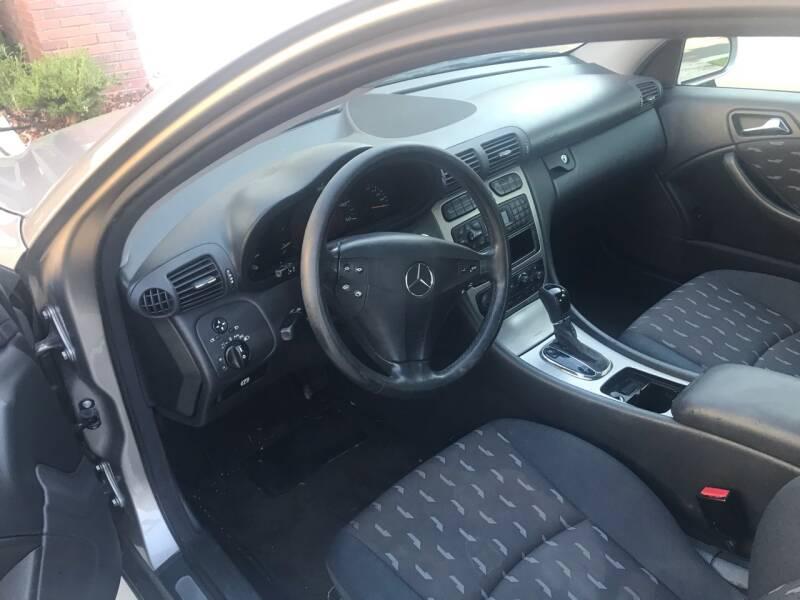 2003 Mercedes-Benz C-Class C 230 Kompressor 2dr Coupe - Temecula CA
