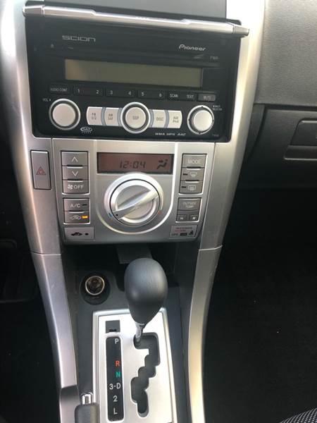 2008 Scion tC 2dr Hatchback 4A - Temecula CA