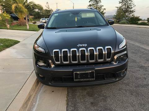 2015 Jeep Cherokee for sale in Temecula, CA