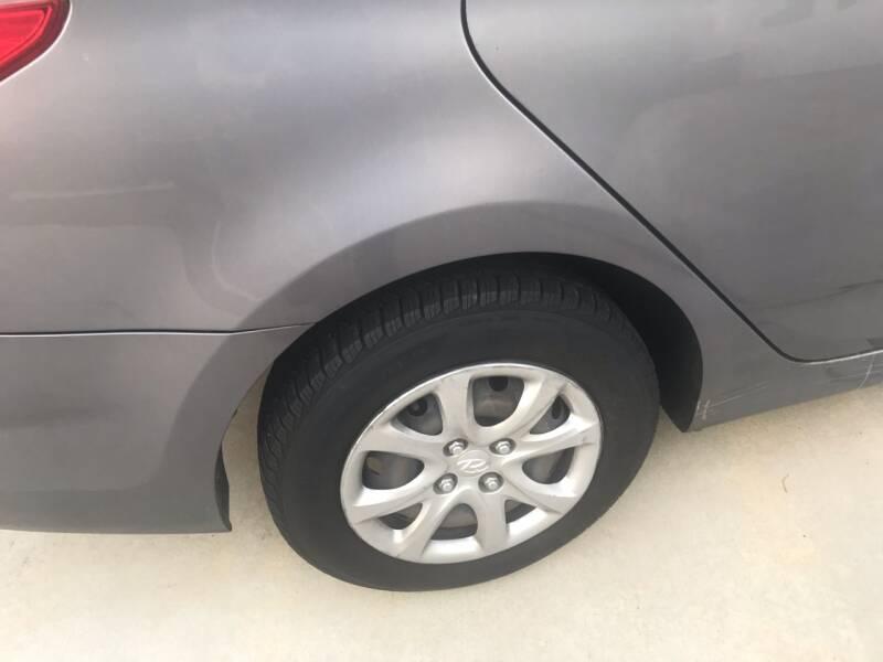 2014 Hyundai Accent GLS 4dr Sedan - Temecula CA