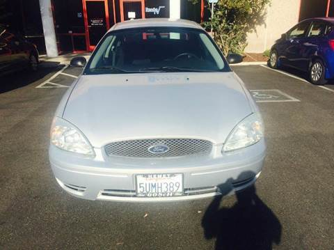 2007 Ford Taurus for sale in Temecula, CA