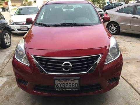 2012 Nissan Versa for sale in Temecula, CA