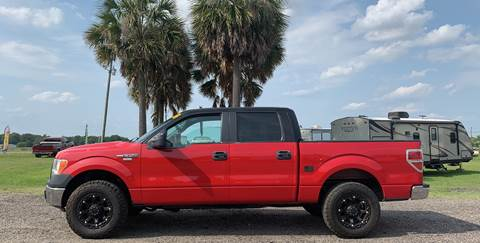 2012 Ford F-150 for sale in Hartsville, SC