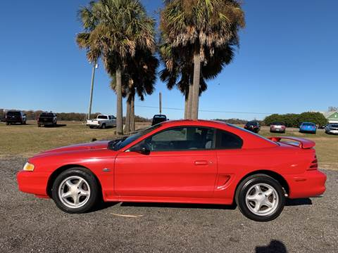 1995 Ford Mustang for sale in Hartsville, SC