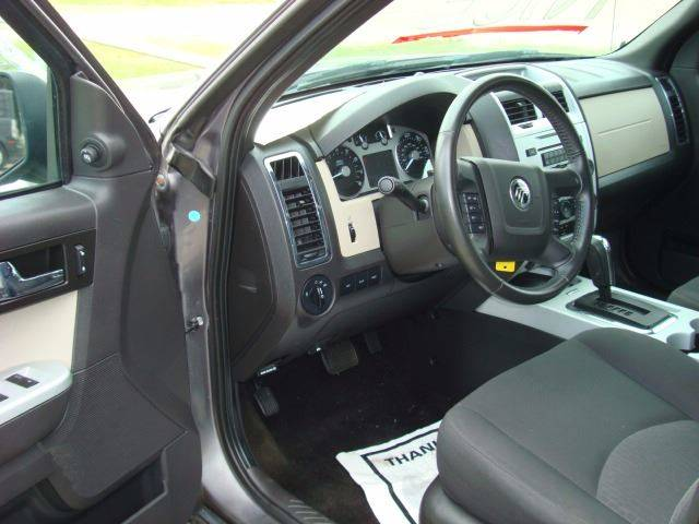 2010 Mercury Mariner I4 4dr SUV - Porter TX