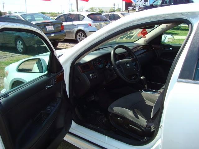 2010 Chevrolet Impala LS 4dr Sedan - Porter TX