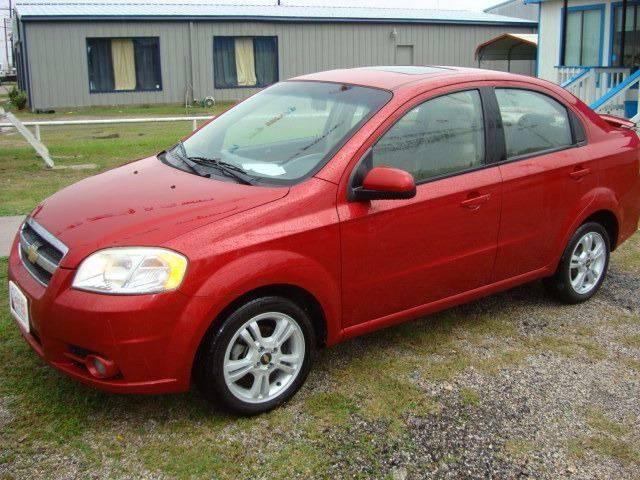 2011 Chevrolet Aveo LT 4dr Sedan w/2LT - Porter TX