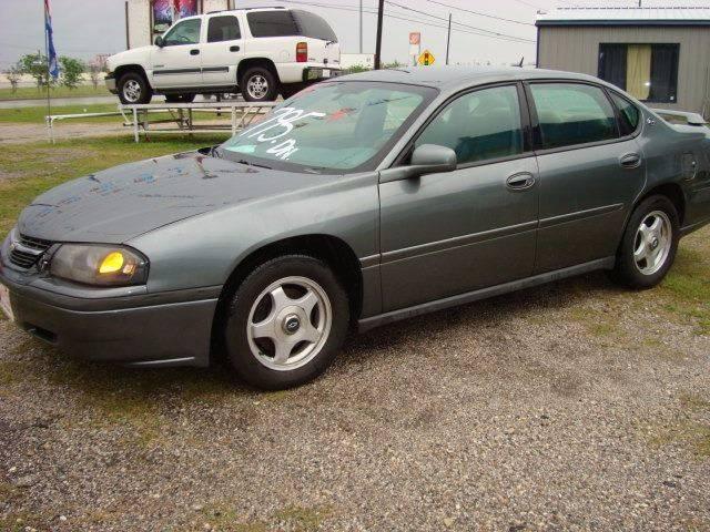 2005 Chevrolet Impala 4dr Sedan - Porter TX
