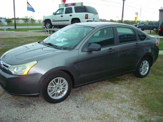 2010 Ford Focus SE 4dr Sedan - Porter TX