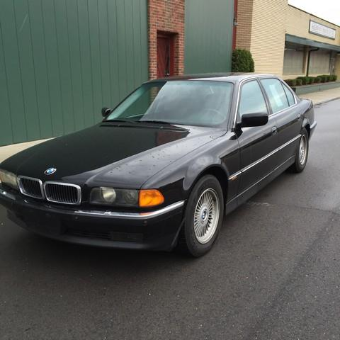 1998 Bmw 7 Series car for sale in Detroit