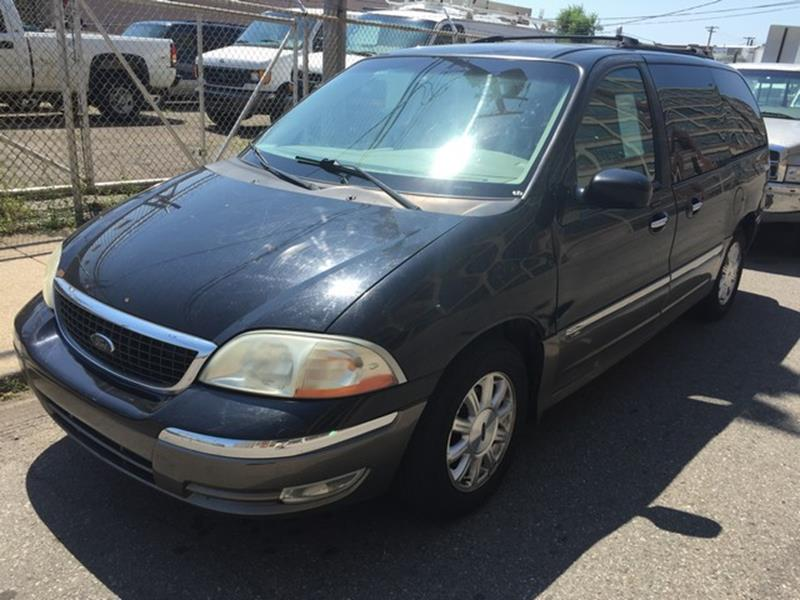 2003 Ford Windstar car for sale in Detroit