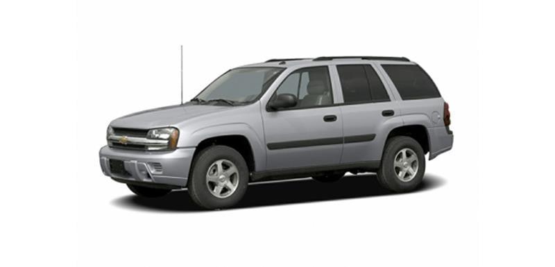 2005 Chevrolet Trailblazer car for sale in Detroit