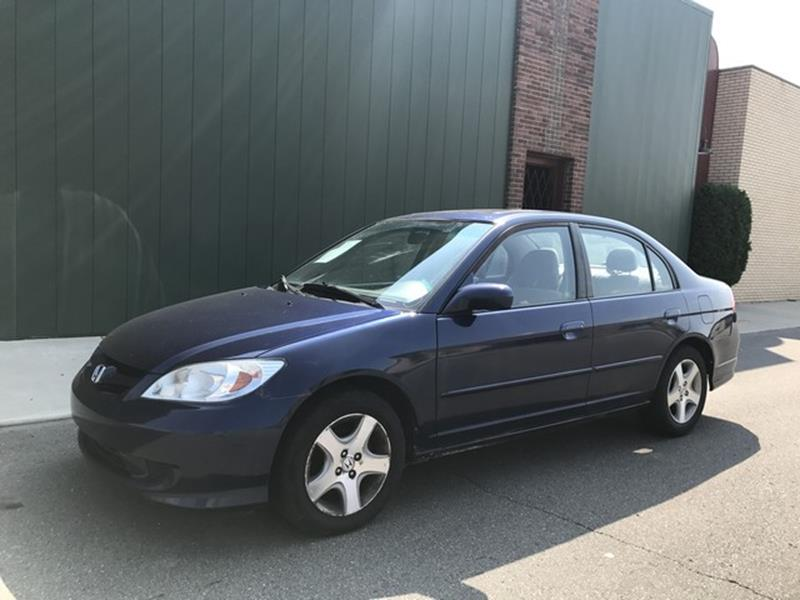 2005 Honda Civic car for sale in Detroit