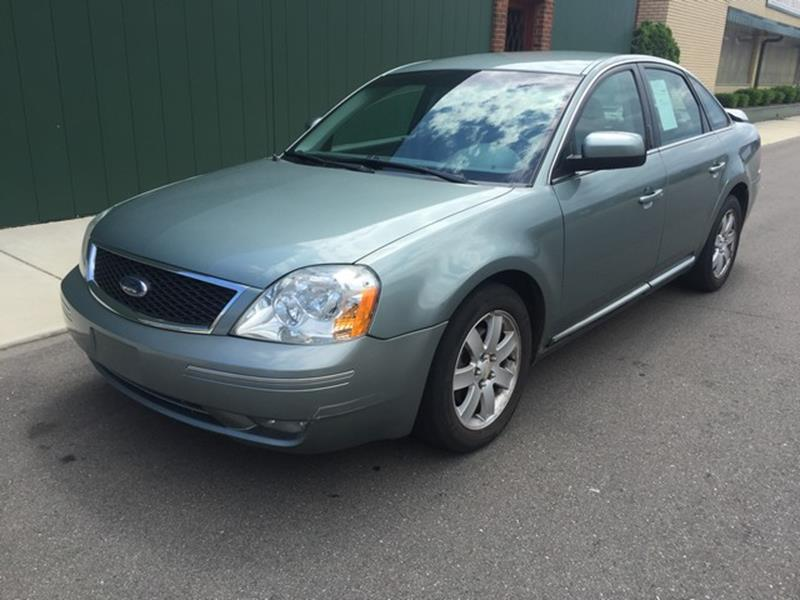 2006 Ford Five Hundred car for sale in Detroit