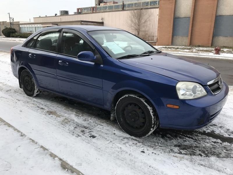 2006 Suzuki Forenza car for sale in Detroit