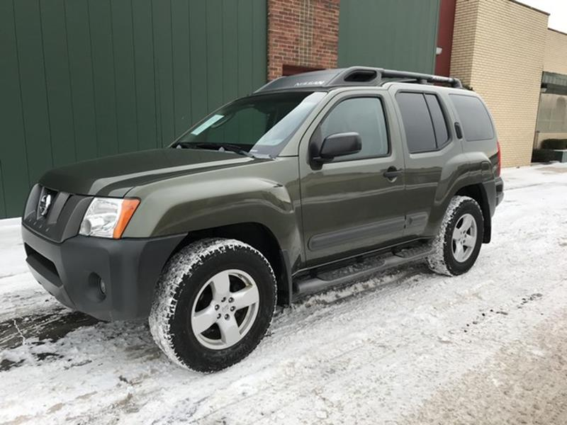 2005 Nissan Xterra car for sale in Detroit