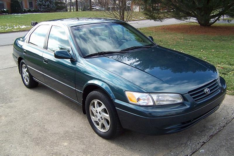 2001 Toyota Camry car for sale in Detroit