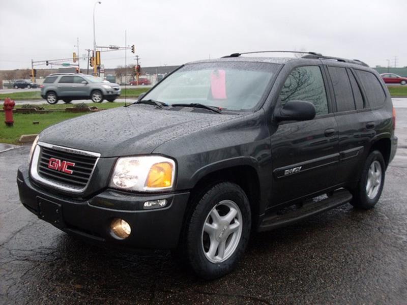 2003 Gmc Envoy car for sale in Detroit