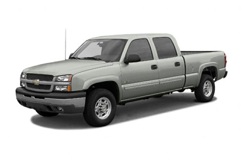 2004 Chevrolet Silverado 2500hd car for sale in Detroit