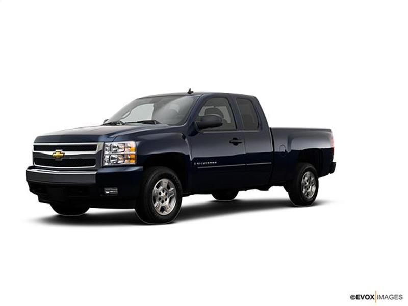 2008 Chevrolet Silverado 1500 car for sale in Detroit