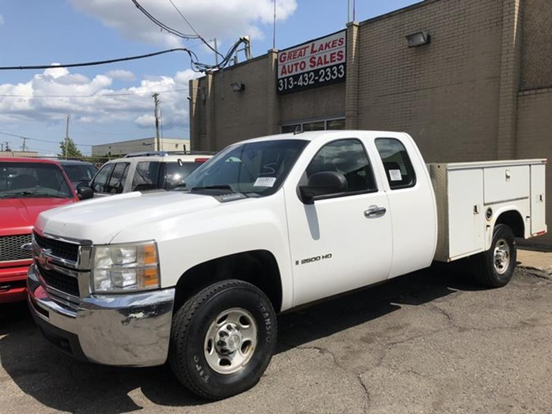 2007 Chevrolet Silverado 2500hd car for sale in Detroit