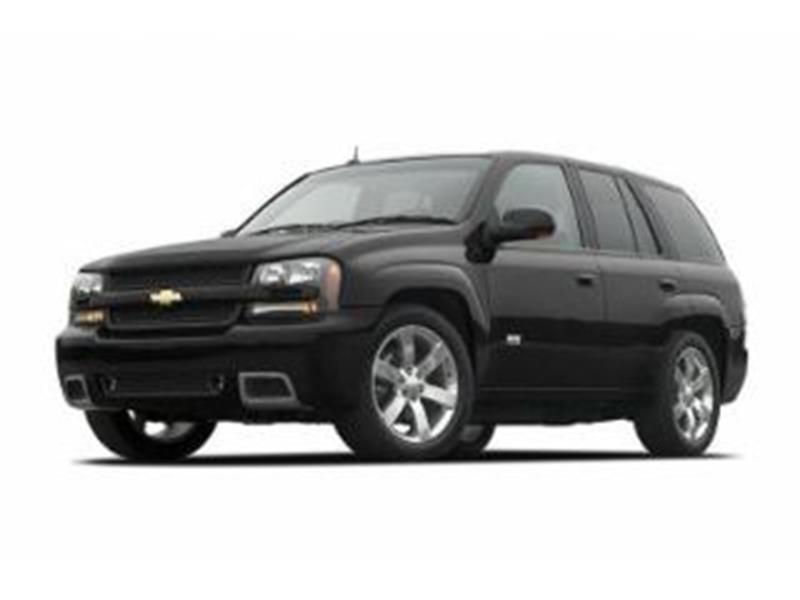 2008 Chevrolet Trailblazer car for sale in Detroit