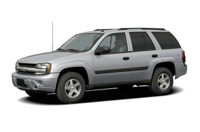 2006 Chevrolet Trailblazer car for sale in Detroit