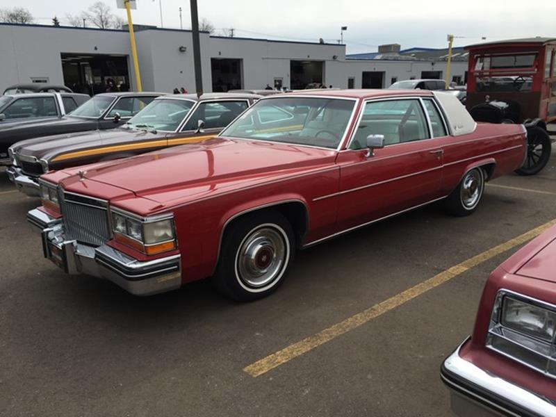 1980 Cadillac Deville car for sale in Detroit